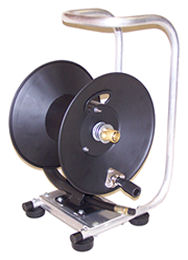 HOSE REEL WITH STAND
