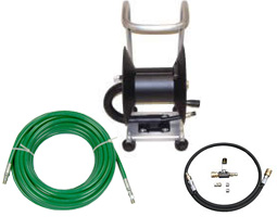 pressure washer to sewer jetter conversion kit