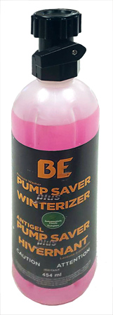 Jetter Antifreeze - Pump Saver Winterizer