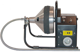 TM24 Drain Cleaning Machine