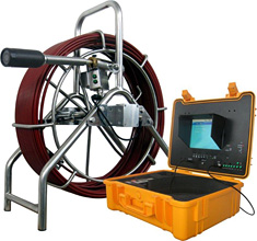 Drain Inspection Video Equipment